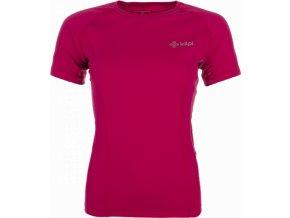 Dámské technické tričko KILPI DILLETA Růžová
