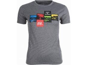 Dámské technické tričko KILPI SANDORA Černá