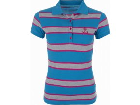 Dámské POLO tričko KILPI AGAPE Modrá