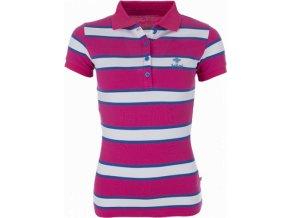 Dámské POLO tričko KILPI AGAPE Růžová