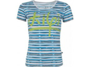 Dámské tričko KILPI ARAFA Tmavě modrá