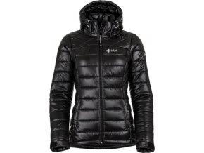 Dámská zimní bunda KILPI GIRONA-W Černá