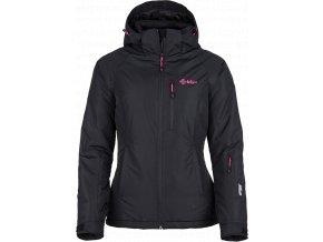 Dámská lyžařská bunda KILPI CHIP-W Černá