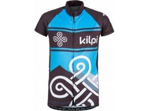 Chlapecký cyklistický dres KILPI SEPTIMA-J Modrá