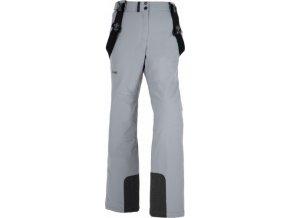 Dámské lyžařské kalhoty KILPI ELARE-W Světle šedá