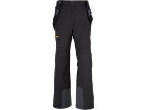 Dámské lyžařské kalhoty KILPI ELARE-W Černá