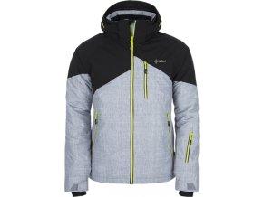 Pánská lyžařská bunda KILPI OLIVER černá
