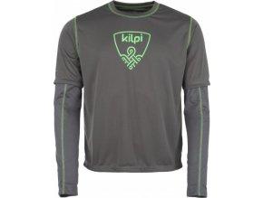 Pánské technické tričko KILPI EXPLOSION-M šedá