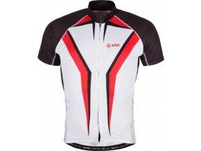 Pánský cyklistický dres KILPI CHAMPION-M Červená