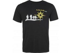 Pánské tričko KILPI NORTH-M Černá