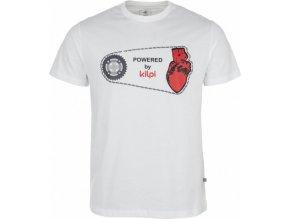 Pánské tričko KILPI CHAIN-M Bílá