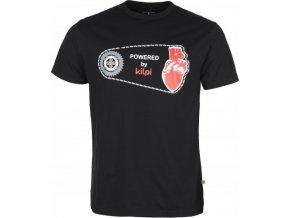 Pánské tričko KILPI CHAIN-M Černá