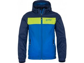 Chlapecká třísezonní bunda AHORN-J KILP Modrá