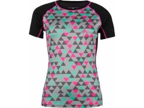 Dámské funkční tričko KILPI RAINBOW-W Černá