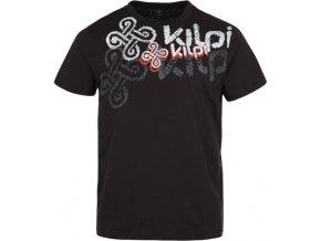 Pánské tričko KILPI TOKEN-M Černá
