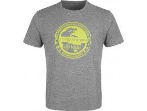 Pánské tričko KILPI GLOBE-M Melange