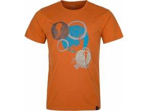 Pánské tričko BEAMER-M KILPI Oranžová