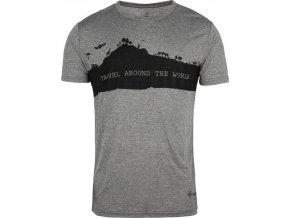 Pánské tričko GAROVE-M KILPI Černá