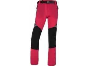 Dámské funkční kalhoty KILPI HIGHLANDER-W Růžová