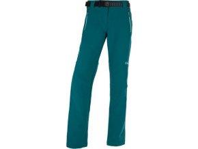 67047 damske outdoorove kalhoty kilpi zaria w modra