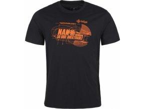 Pánské tričko KILPI NANO-M Černá