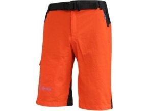 Pánské outdoorové šortky KILPI AROL I. oranžové