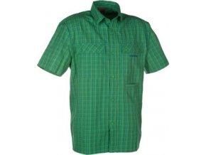 Pánská košile KILPI BEAVER VII. zelená