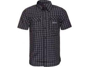 Pánská košile KILPI BEAVER VII. černá