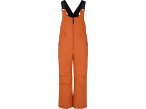 Chlapecké lyžařské kalhoty KILPI DARYL-JB Oranžová