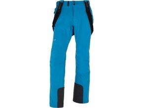 Pánské technické zimní kalhoty KILPI RHEA-M Modrá 18
