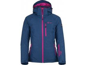 Dámská lyžařská bunda KILPI CHIP-W Tmavě modrá