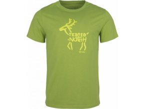 Pánské tričko KILPI DEER-M Zelená