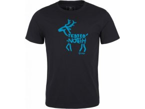Pánské tričko KILPI DEER-M Černá