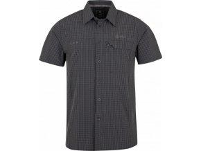 Pánská košile KILPI BOMBAY-M tmavě šedá 17