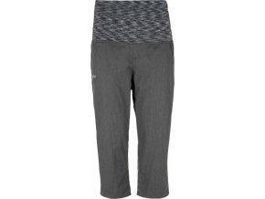 Dámské 3/4 kalhoty KILPI TAMESIS-W Melange/žíhaná