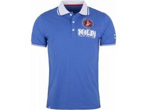 Pánské polo tričko KILPI FERDA modrá