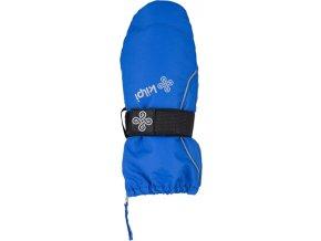 Dětské rukavice KILPI BAMBIE-JG Modrá