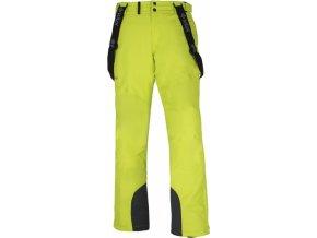 Pánské zimní technické kalhoty KILPI MIMAS-M Světle zelená