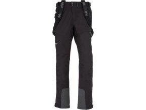 Pánské technické zimní kalhoty KILPI RHEA-M Černá