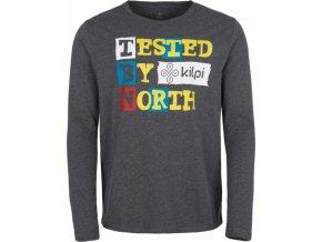 Pánské tričko KILPI TESTED-M Melange