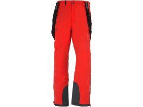 Pánské lyžařské kalhoty KILPI METHONE-M Červená