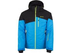 Pánská lyžařská bunda KILPI OLIVER-M Modrá
