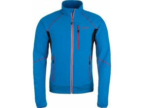 Pánská technická strečová bunda KILPI NORDIM-M Modrá