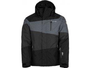 Pánská lyžařská bunda KILPI KALLY-M Černá
