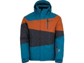 Pánská lyžařská bunda KILPI KALLY-M Modrá