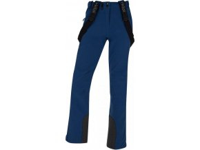 Dámské softshellové kalhoty KILPI RHEA-W  Tmavě modrá 18