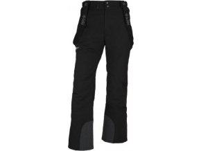 Pánské lyžařské kalhoty KILPI MIMAS-M Černá 18