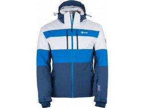 Pánská lyžařská bunda KILPI APOLLO-M Modrá
