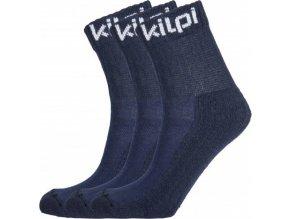 Funkční sportovní ponožky KILPI BENAYA Modrá