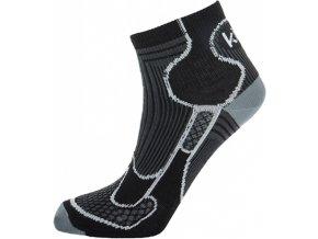Dámské ponožky KILPI MIDDLE-L Černá